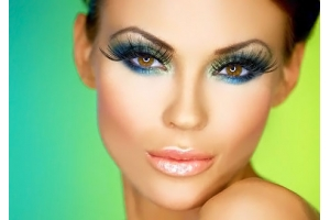 Vitamins for eyelashes: healthy diet and beauty